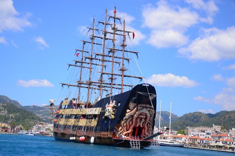Pirate Ship Tour Virginia Beach