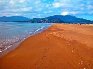 Dalyan Iztuzu Beach